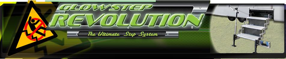 banner glowstep revolution