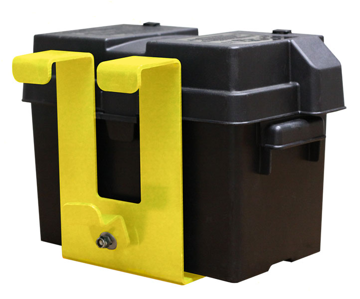 ACTUAL PRODUCT COLOR IS BLACK. SHOWN IN YELLOW FOR CONTRAST