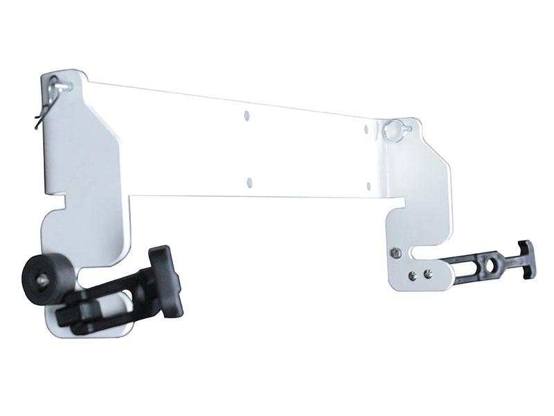 UPGRADE KIT FOR STANDARD GLOWSTEPS - WHITE BRACKET